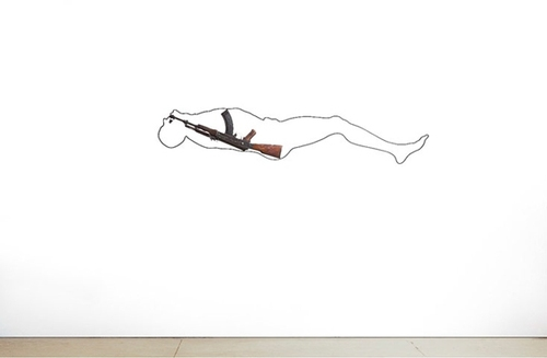 Artists Design AK-47 for World Peace