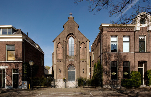 RESIDENTIAL CHURCH IN UTRECHT