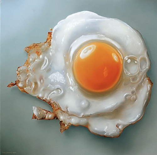 gebakkenei #food #art