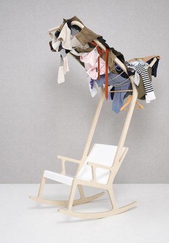 Rocking Chair #design