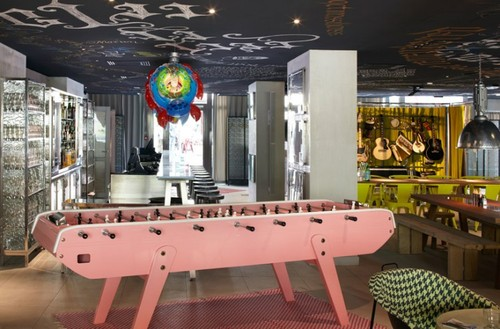MAMA Shelter Hotel in Marseille by Philippe Starck » Design You Trust – Design Blog and Community