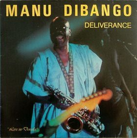 Deliverance - Live in Douala by Manu Dibango