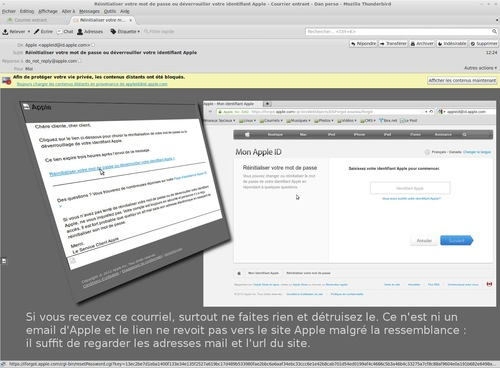 Attention : nouvelle tentative de phishing contre les utilisateurs Apple