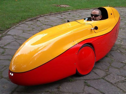 Electric Velomobiles: as Fast and Comfortable as Automobiles, but 80 times more Efficient
