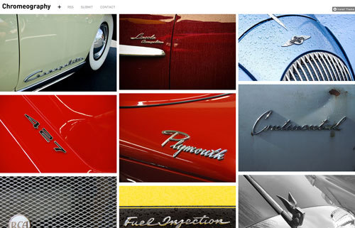 Vintage vehicle logotypes | Logo Design Love