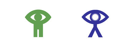 When logos look alike