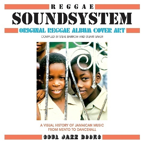Reggae Soundsystem – Original Reggae Album Cover Art | Soul Jazz