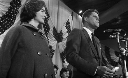How Jack Kennedy lost the Catholic Church—but won the Jewish vote.