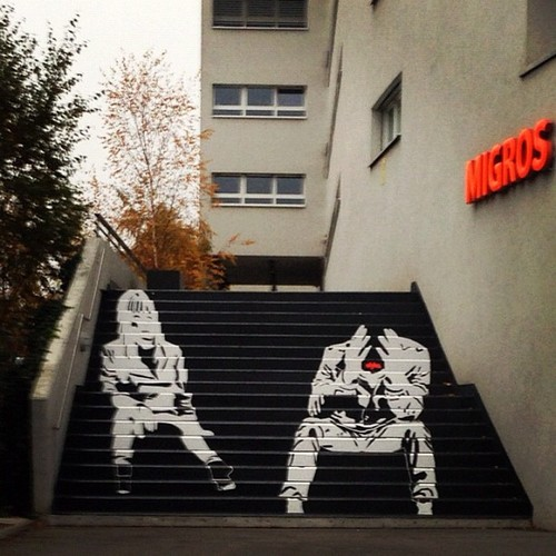 shift_angie on Instagram | street art Lausanne
