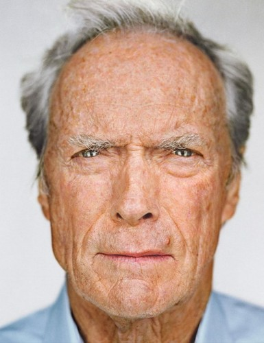 clint eastwood portrait by martin schoeller