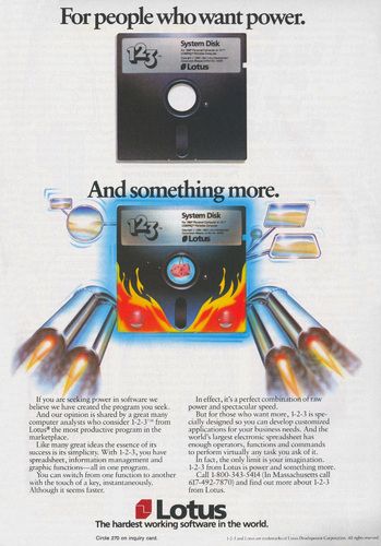 vintage everyday: Vintage Computer Ads