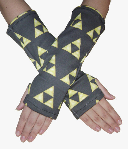 Triforce Armwarmers