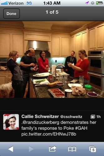 Mark Zuckerberg's Sister Freaks Out After Someone Tweets Private Family Photo