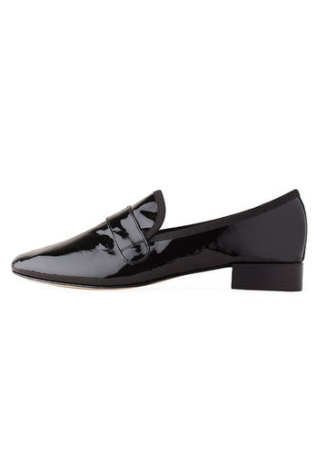 Michael Patent Loafer by Repetto.