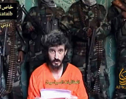 French hostage executed by Somali Islamist militants