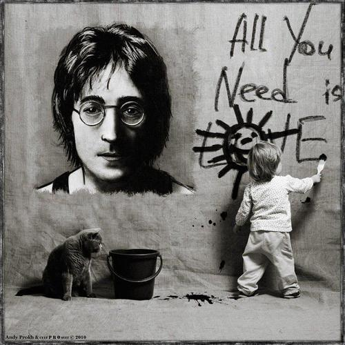 All you need is love #beatles