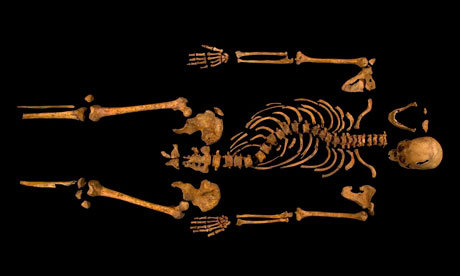 Richard III: DNA confirms twisted bones belong to king | UK news | guardian.co.uk