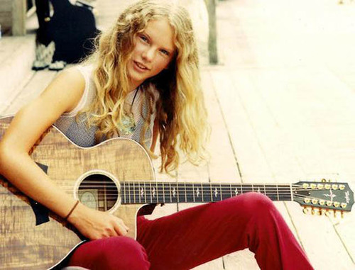 Taylor swift younger