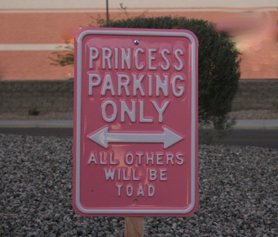 Princess Only