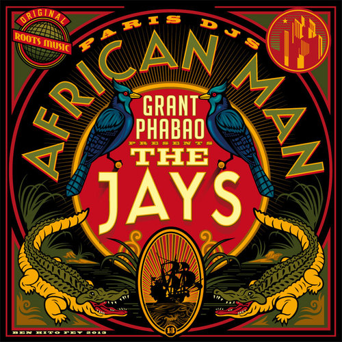Grant Phabao & The Jays - African Man EP