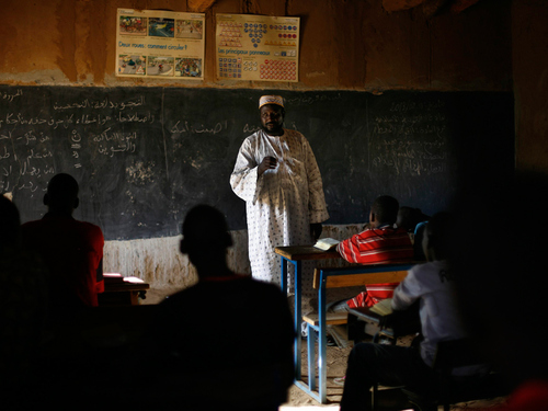 Mali Islamists recruit child soldiers from schools leaving 'untold' dead