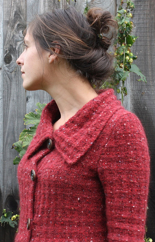 Ravelry: Willamette pattern by Amy Christoffers