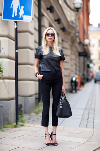 STREET STYLE SPRING 2013: STOCKHOLM FASHION WEEK