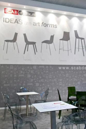 mobilier de bar restaurant salon du meuble milan 2013. Black Bedroom Furniture Sets. Home Design Ideas