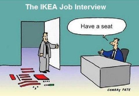 The IKEA job interview