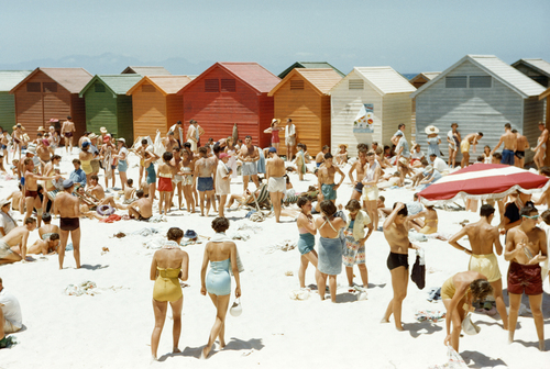 All white everything... South Africa in the 50's - National Geographic