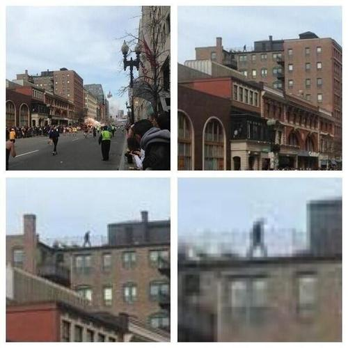 WHY IS HE THERE  #bostonmarathon #bostonbombings #BostonUpdate #prayforboston
