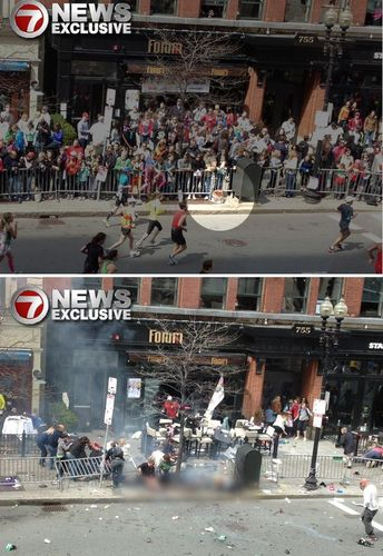 Boston Bombs #bostonmarathon