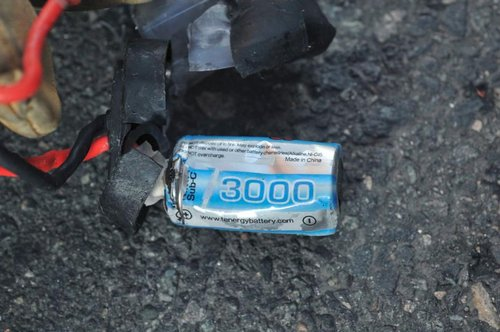 Bomb Photos Surface From Boston Marathon Explosion