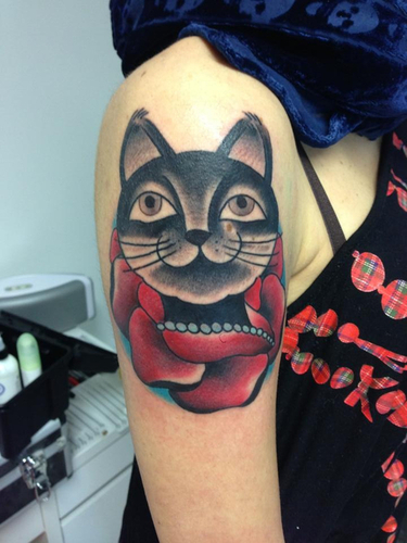 Inspiration and Ideas for Cat Tattoos « Tattoo Pictures « Ratta Tattoo