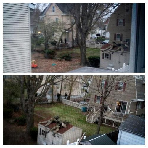 "via @shawna_england ""View from my house...crazy"" #watertown"