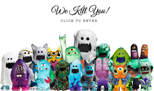 WE KILL YOU!