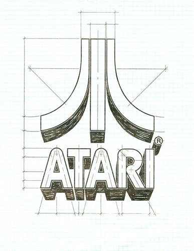 Friday find: Atari logo