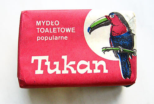 Vintage Polish packaging
