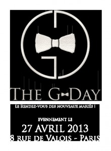 The G-Day | The G-Day – Le concept
