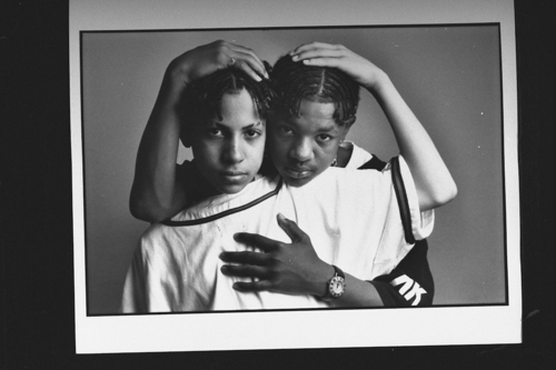 11 Endearing Photos Of Kris Kross Hanging Out In 1992