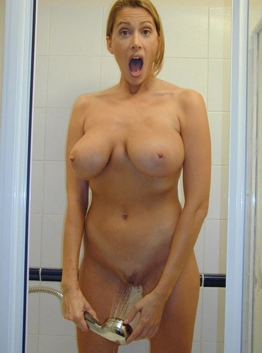 Mom in shower naked pussy would