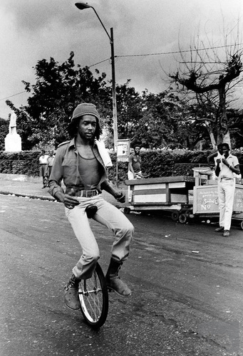 Peter Tosh.