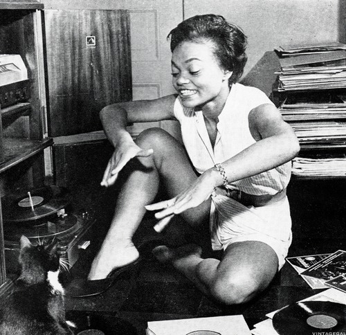 Eartha Kitt c. 1955