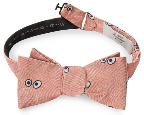 THE JACK SPADE GOOGLY EYE BOW TIE