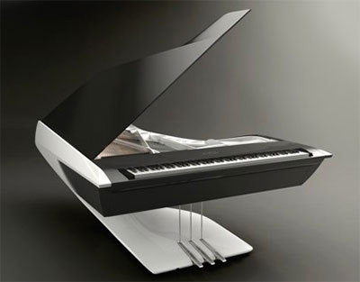 Designed by Pleyel - Peugeot...