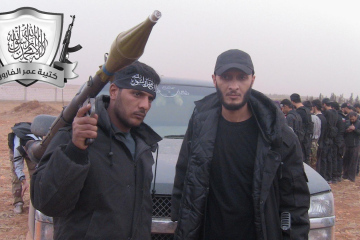 Khalid Al-Hamad: 'We Will Slaughter All of Them.' The Rebel Behind the Syrian Atrocity Video