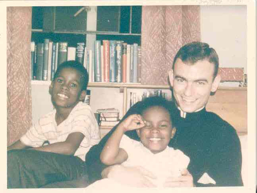 Dr Jonathan Daniels in Alabama - American civil rights hero