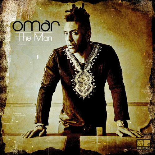 The Man, nouvel album d'Omar | Le-Gouter.com