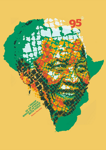 I dreamed of Mandela's Africa