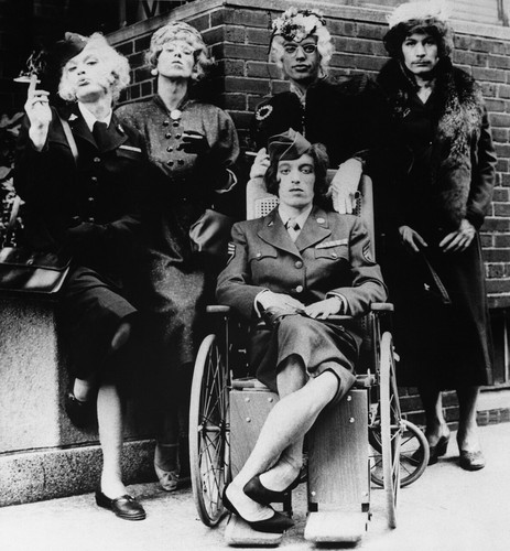 The Rolling Stones - Promotional shoot for 'Have You Seen Your Mother Baby', 1966